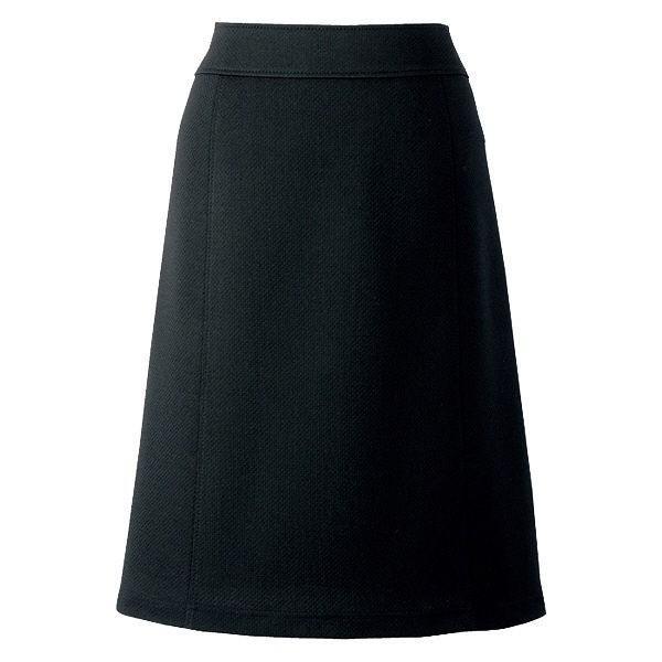 セロリー(Selery) スカート ブラック 13号 S-15780 1着(直送品)