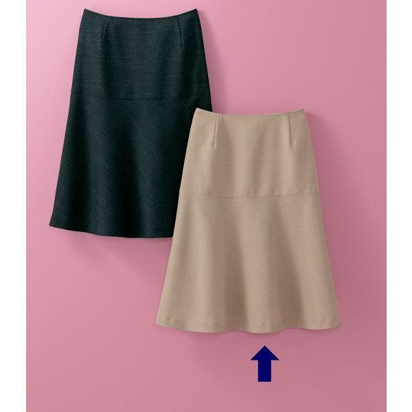 セロリー(Selery) スカート ベージュ 5号 S-16177 1着(直送品)