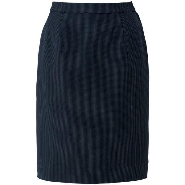 ボンマックス タイトスカート ブラック×パープル 21号 LS2754-30-21 1着(直送品)