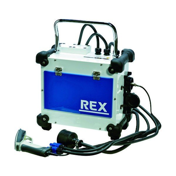 レッキス工業(REX) REX JWEF200-2 3140C4 1台 760-5081 (直送品)