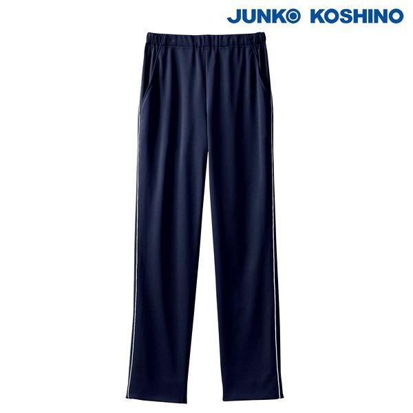 住商モンブラン 住商モンブラン 住商モンブラン JUNKO KOSHINO パンツ 男女兼用 ネイビー/白 S JK751 (直送品) b60