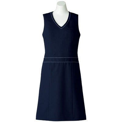 ボンマックス BONOFFICE BONOFFICE BONOFFICE ジャンパースカート ネイビー 21号 AO5800-8 1着 (直送品) c05
