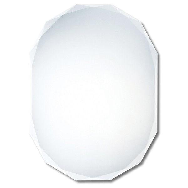 塩川光明堂 吊鏡 SUC-011 幅600×奥行30×高さ800mm B8471 1枚 (直送品)