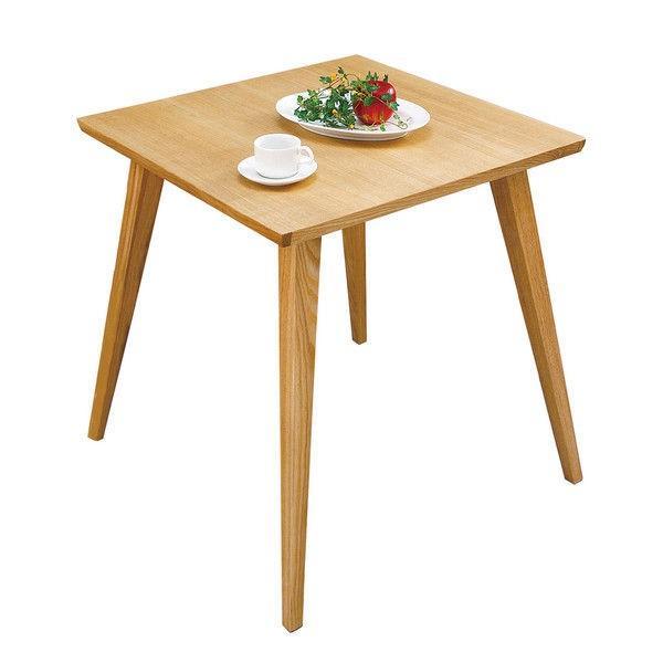 東谷 テーブル バンビ バンビ CL-786TNA ナチュラル 1台 (直送品)