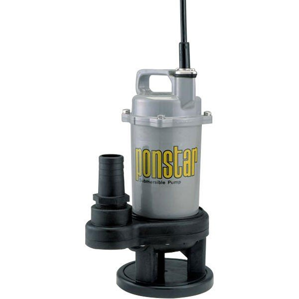 工進 汚物用水中ポンプ ポンスター 60Hz用 PSK-640X 西日本対応(直送品)