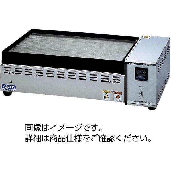 増田理化工業 ホットプレート HHP-50S 37220331(直送品)