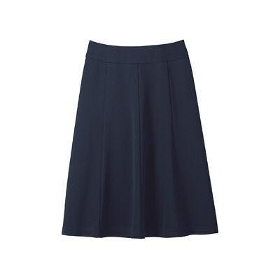 セロリー Selery スカート ネイビー 13号 S-16721(直送品)