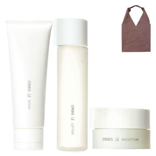 数量限定 ORBIS オルビス オルビスユー 3stepセット +ジュレパックミニ セール 登場から人気沸騰 洗顔 化粧水 保湿液 お買得