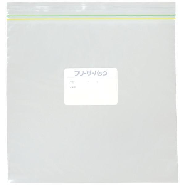 アスクル 商品追加値下げ在庫復活 業務用フリーザーバッグ 大特価!! L 1パック 40枚入