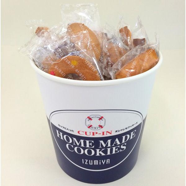 三越伊勢丹 泉屋 カップインクッキーズ 最安値 推奨 48袋入 伊勢丹の贈り物 1個 CI-190 洋菓子