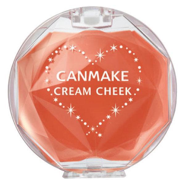 上品 CANMAKE キャンメイク クリームチーク 開店祝い 井田ラボラトリーズ 05 スウィートアプリコット