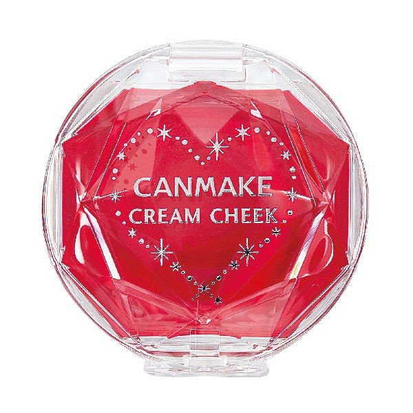 CANMAKE キャンメイク クリームチーク CL01 NEW ARRIVAL 井田ラボラトリーズ 《週末限定タイムセール》 クリアレッドハート
