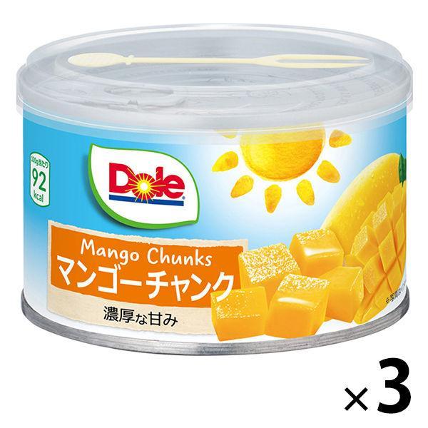 超特価 祝日 ドール マンゴーチャンク 季節限定商品 1セット 234g 3缶