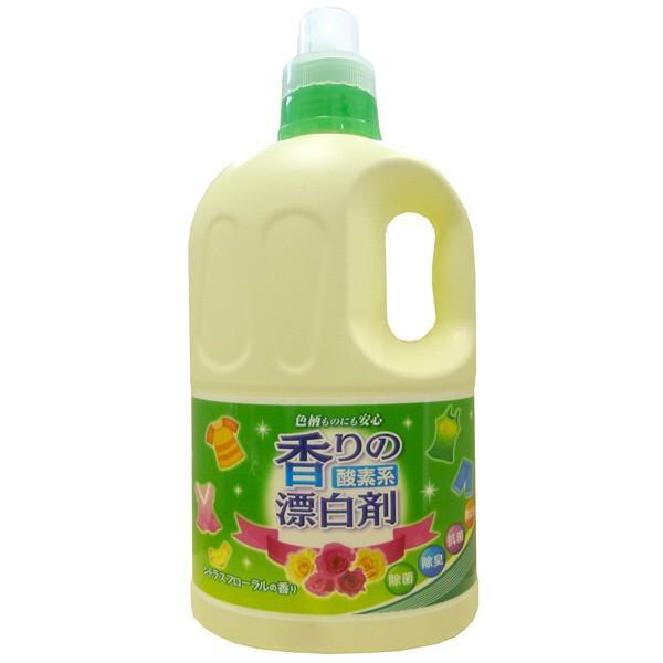香りの酸素系漂白剤 本体 セール NEW ARRIVAL 登場から人気沸騰 2000ml
