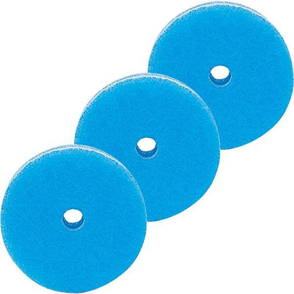 POCO レビューを書けば送料当店負担 ポコ スポンジ リフィル マーナ 3個 お金を節約 ブルー 1セット