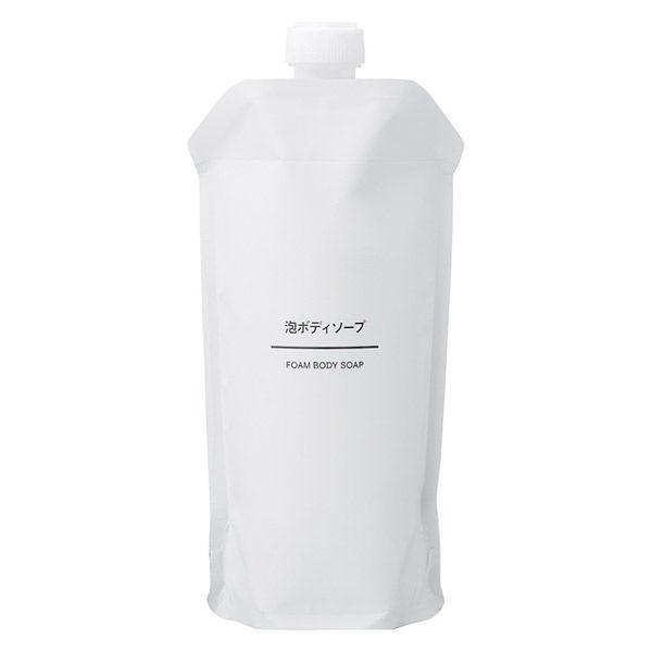 無印良品 泡ボディソープ 340mL 良品計画 Seasonal 正規品送料無料 Wrap入荷