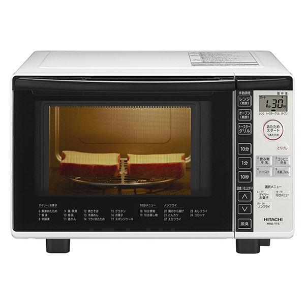 日立 ディスカウント HITACHI オーブンレンジ MRO-TT5 在庫処分 18L W