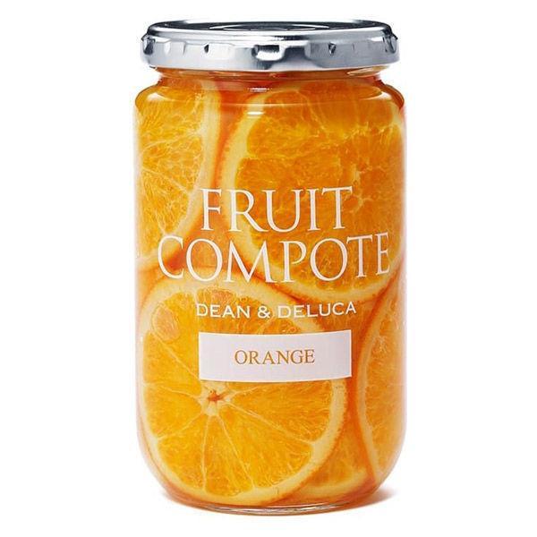 DEAN DELUCA マート ディーン 完全送料無料 デルーカ Damp;Dフルーツコンポート オレンジS 1個