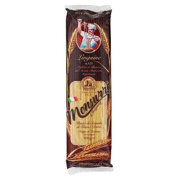 カルディコーヒーファーム モンスーロリングイネNo.121 500g 1セット 3個 人気ブランド多数対象 パスタ 国内送料無料 イタリア スパゲティ