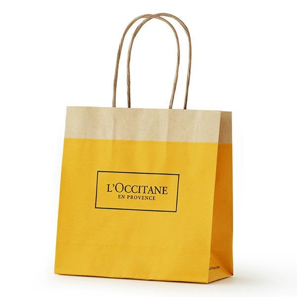 L'OCCITANE ロクシタン 特別セール品 ペーパーバッグ XS 超特価 ギフト 紙袋 ショッパーバッグ