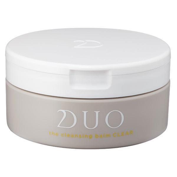 DUO デュオ ザ 配送員設置送料無料 クレンジングバーム プレミアアンチエイジング クリア 高品質 90g