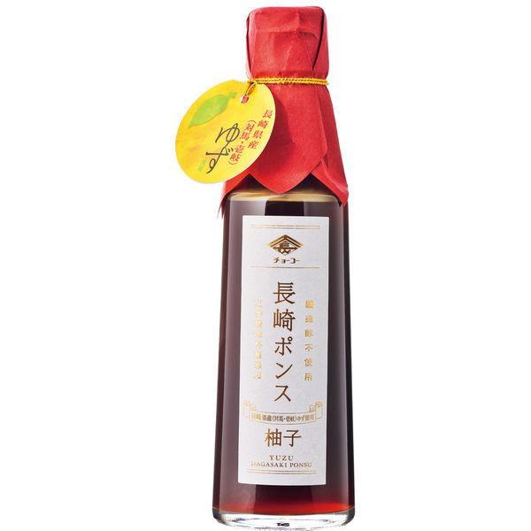 チョーコー醤油 長崎ポンス 1本 高級 再販ご予約限定送料無料 200ml