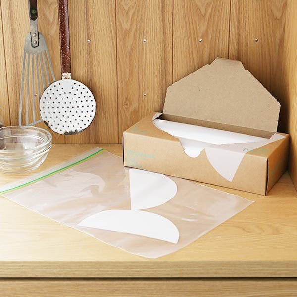 フリーザーバッグ マチ無し 冷蔵 冷凍対応 Lサイズ A4サイズがピッタリ入る 30枚入 LOHACO オリジナル 1箱 人気ブランド ロハコ マーケット