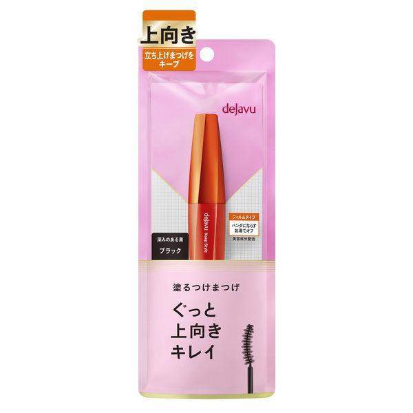 デジャヴュ 供え 塗るつけまつげ キープスタイルマスカラE ブラック 日本メーカー新品 イミュ