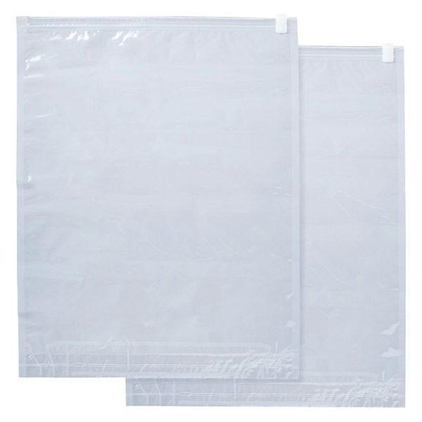 無印良品 衣類用圧縮袋 390×500mm 大幅値下げランキング 82202830 良品計画 SALE開催中 2枚入