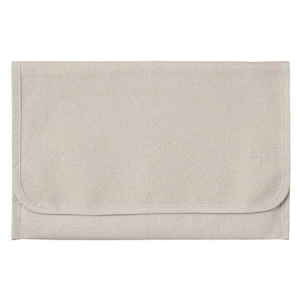 無印良品 受賞店 綿 母子手帳ケース 大 良品計画 新入荷 流行 B6 A5サイズ対応 82213485