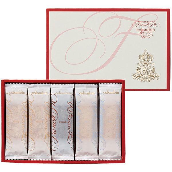 コロンバン 銀座フレンチパイ 20枚入 1箱 送料込 ギフト 父の日 上等 敬老の日 手土産 母の日
