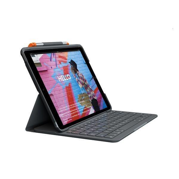ロジクール 期間限定の激安セール logicool 10.2インチiPad 第7世代 キーボード一体型ケース タッチペンホルダー付 iK1055BK 第8世代 ギフト プレゼント ご褒美