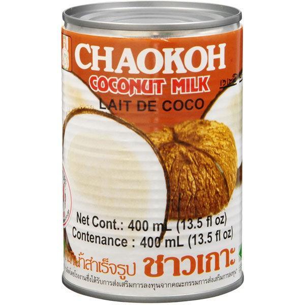 アライドコーポレーション 全国一律送料無料 チャオコー ココナッツミルク 2缶 新色 400ml
