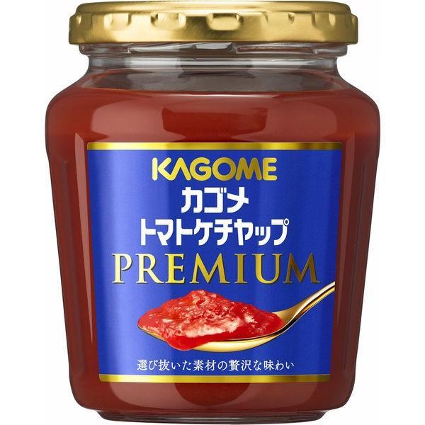 カゴメ お見舞い トマトケチャッププレミアム260g 3個入 人気ブランド多数対象 1セット