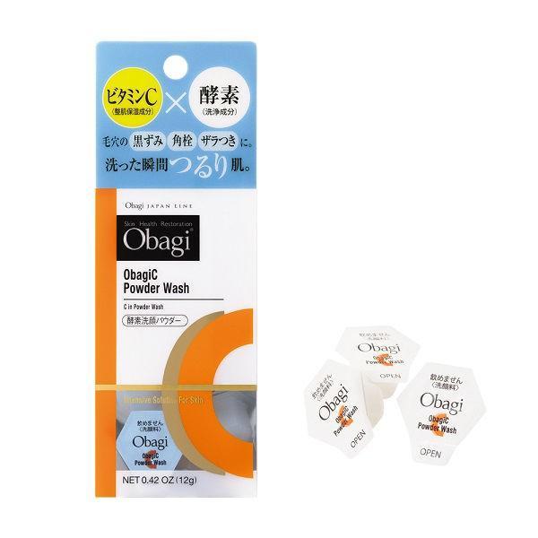Obagi(オバジ) 酵素洗顔パウダー 0.4g×30個 ロート製薬 LOHACO ...