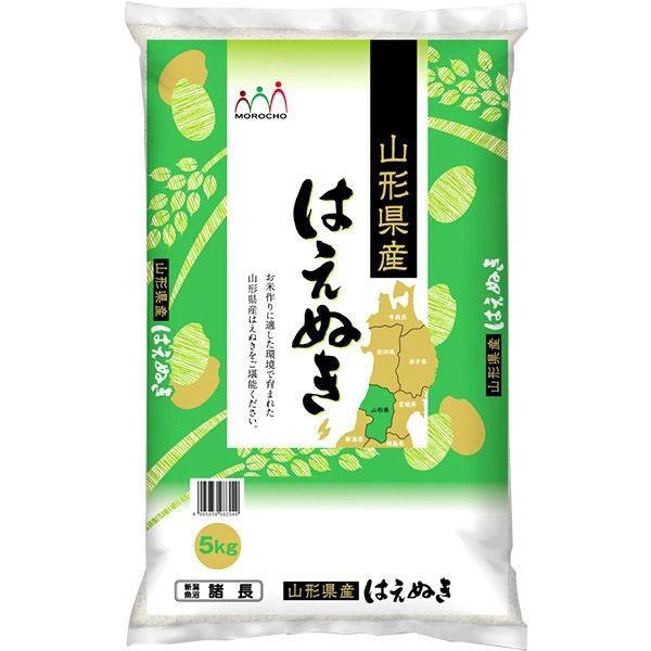 山形県産 はえぬき 5kg 定番 精白米 米 ご注文で当日配送 お米 令和2年産