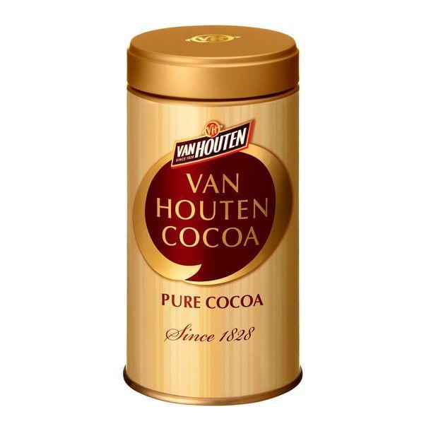 バンホーテン 送料無料激安祭 ピュアココア スーパーセール期間限定 1缶 200g
