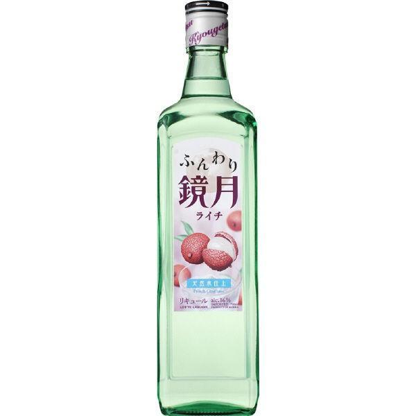 サントリー ふんわり鏡月 ライチ 瓶 新品■送料無料■ 1本 焼酎 700ml 正規取扱店