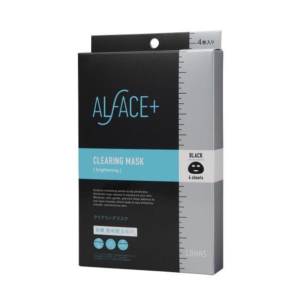 オルフェス クリアリングマスク メーカー公式ショップ ご予約品 発酵透明肌 4枚入 毛穴 ロハス製薬