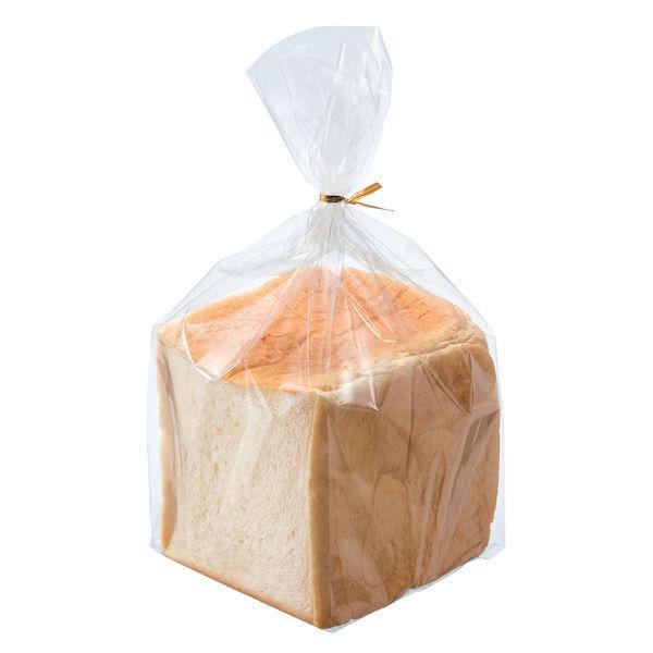 中川製袋化工 IPP袋 食パン1斤長 0.03× 125+120 信憑 1袋 S022851 期間限定の激安セール ×370 100枚入