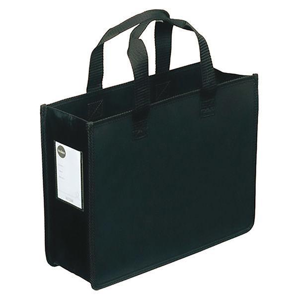 ノータムオフィス トートバッグJ 黒 ついに再販開始 サクラクレパス UNT-A4J#49 おトク