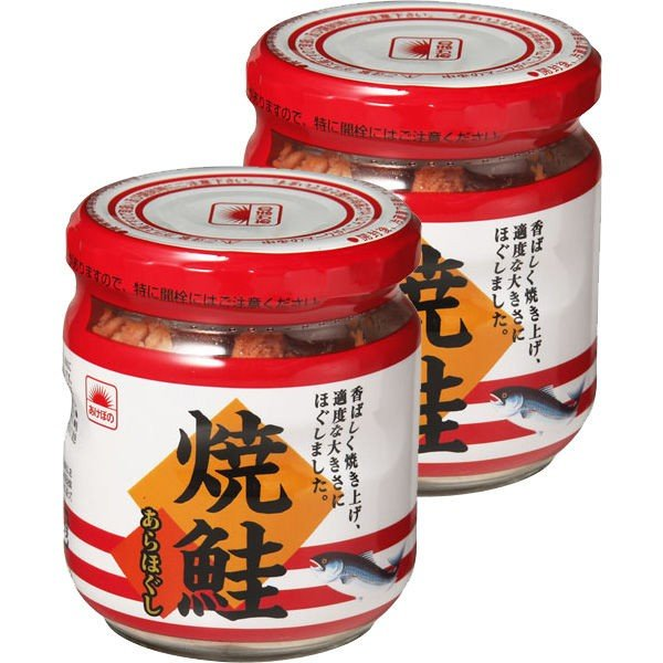 マルハニチロ 最安値 あけぼの 焼鮭あらほぐし 2個 1セット 値引き 100g