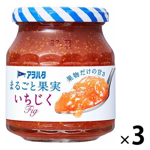 アヲハタ まるごと果実 いちじく 250g 激安挑戦中 爆売り 3個 1セット
