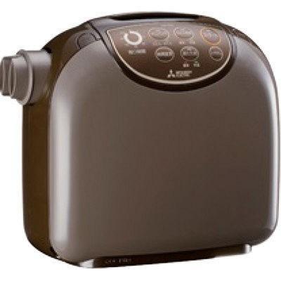 三菱電機 ふとん乾燥機 フトンクリニック 営業 マット付 AD-X80-T 1台 セール特別価格 ダークブラウン
