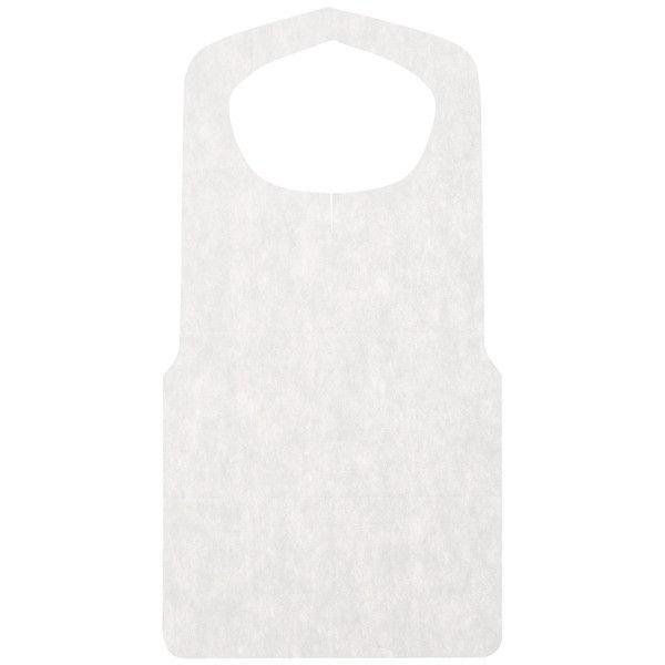 不織布エプロン 白 オンラインショップ 1袋 新作多数 30枚入