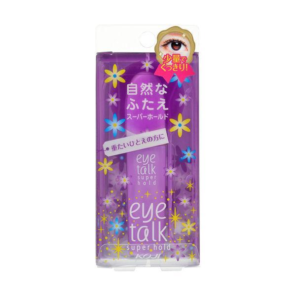 アイトーク 大幅にプライスダウン 限定特価 スーパーホールド 紫 二重まぶた化粧品 コージー本舗 6mL