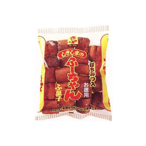 敷島産業 新作からSALEアイテム等お得な商品 満載 徳用ふーちゃん ふ菓子 ファッション通販 2袋 135g 黒糖味