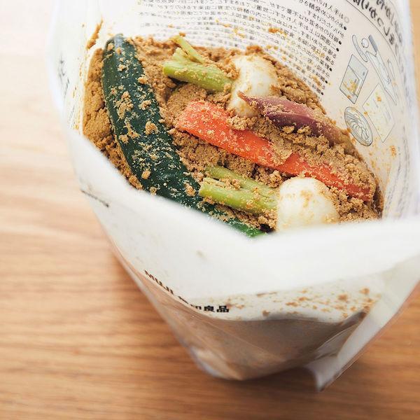 ぬか 漬け 無印 無印良品のぬか漬け、美味しかった野菜、まずかった野菜8種類|家事を...