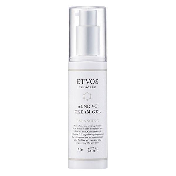 ETVOS エトヴォス 高品質 医薬部外品 50g 薬用アクネVCクリームジェル 公式
