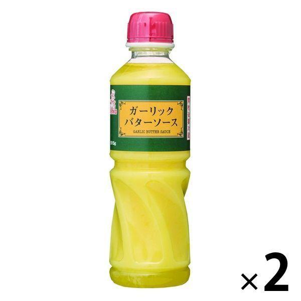 ケンコーマヨネーズ ガーリックバターソース 2本 515g 店 年中無休